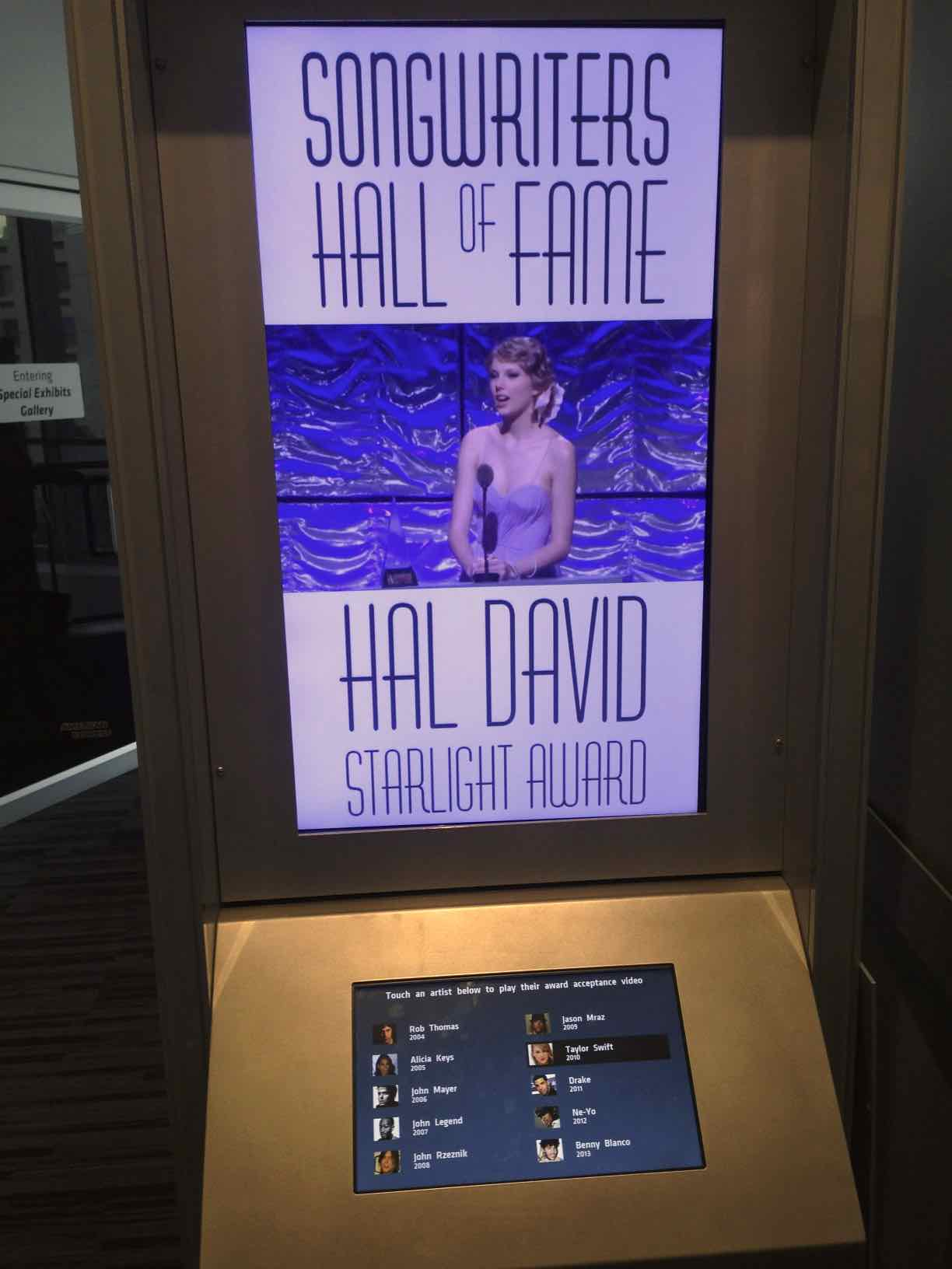 Songwriter's Hall of Fame - Starlight Awards